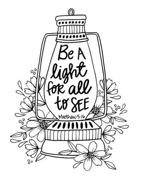 25 Best Bible Quotes On Pinterest Faith Bible Verses Coloring Pages Jesus Shine In Me Page