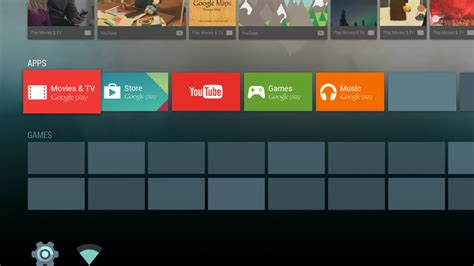 android tv apps designing for android tv android developers