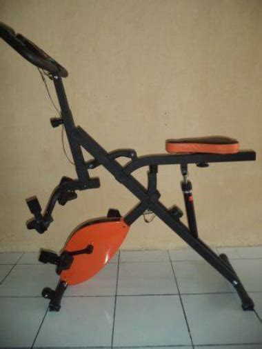 Murah Excider Bike Crunch Evol Crunch jual sepeda statis alat olahraga excider bike