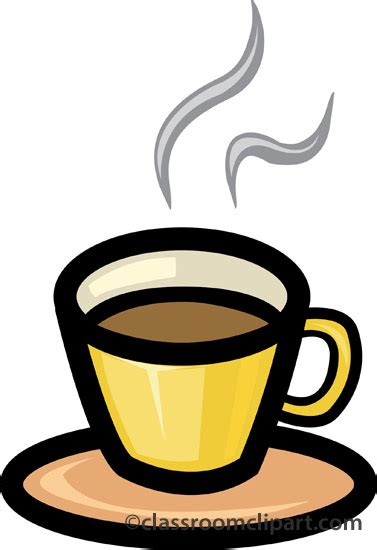 Mug Animasi Coffee Cup Tea Clip Free Clipart 2 Clipartcow