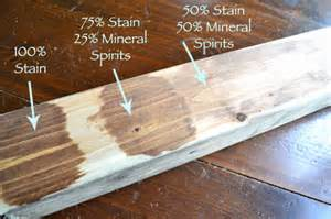 how to lighten stain angie s roost
