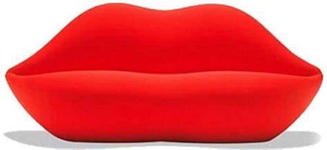 poltrona bocca sedie poltrone divani l ironia design con le sedute