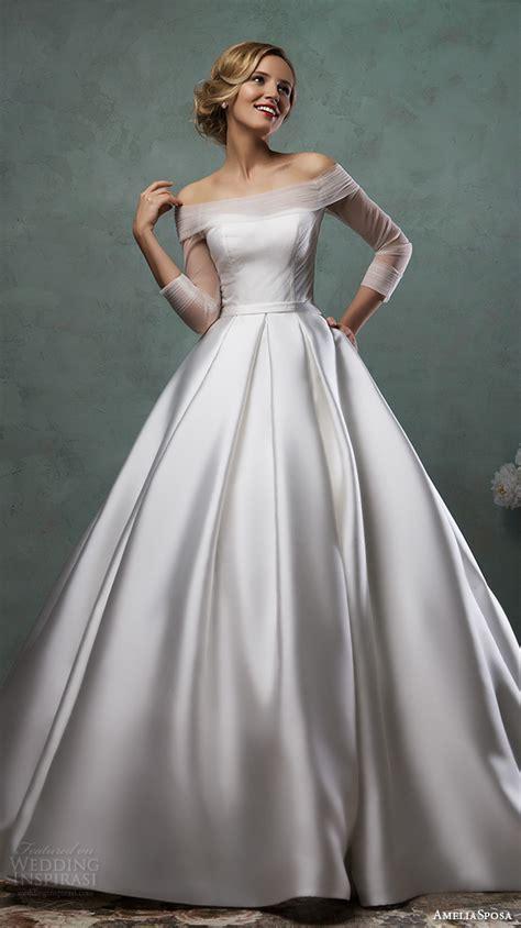 www madivas wedding dresses 2016 amelia sposa 2016 wedding dresses wedding inspirasi