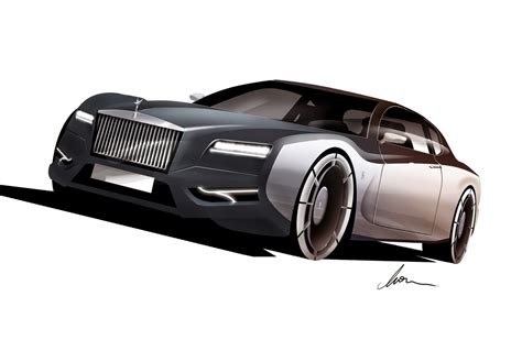 roll royce royles rolls royce silver cloud gt concept by pietrekm on deviantart