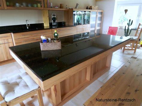 naturstein arbeitsplatte küche rollen k 252 cheninsel design
