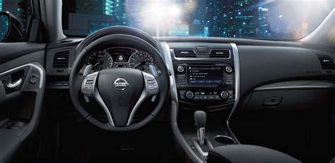 nissan altima interior backseat 2014 nissan altima toyota camry vehicle comparison