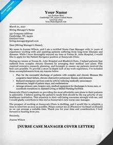 manager cover letter sle resume companion