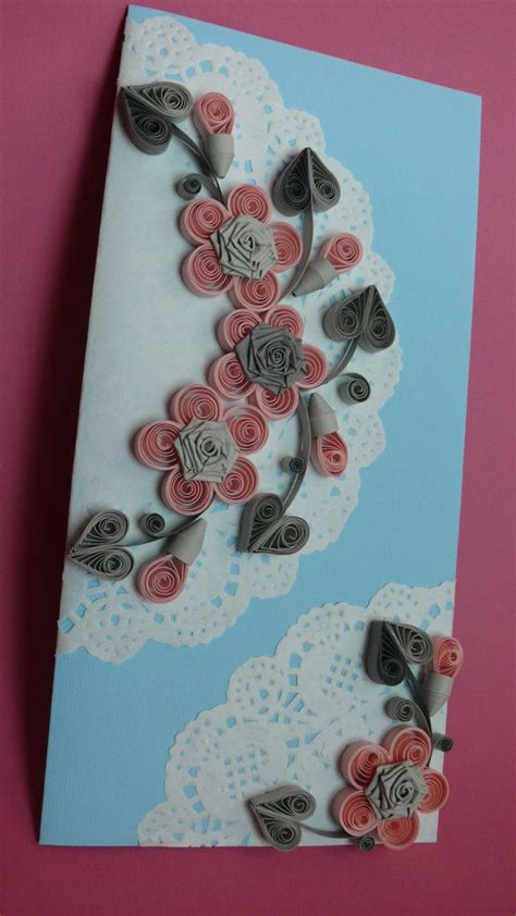 wedding anniversary quilling cards 1000 images about př 225 n 237 čka quilling a scrapbooking on