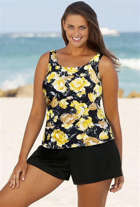 plus size swimsuits for women over 50 plus size models over 50 15 fashion tips for plus size
