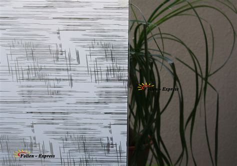 Folie Bedrucken Glas by Bedruckte Sichtschutzfolie B42m69 In Weiss