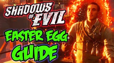 tutorial zombie bo3 quot shadows of evil quot easter egg tutorial ending full