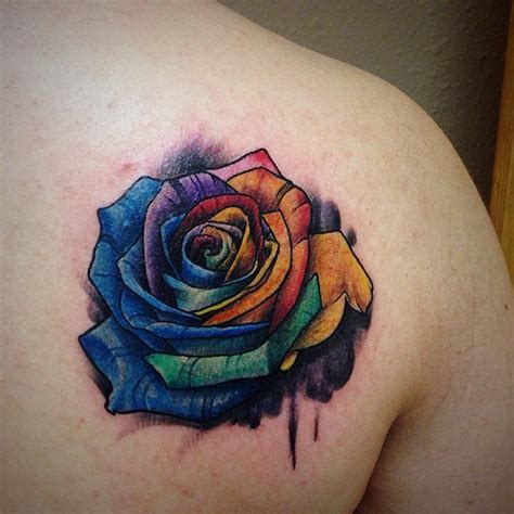 rainbow tattoos designs rainbow tattoos designs ideas and meaning tattoos for you