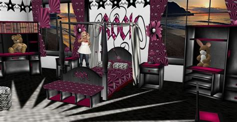 rock bedroom second life marketplace 50 off children bedroom rock star