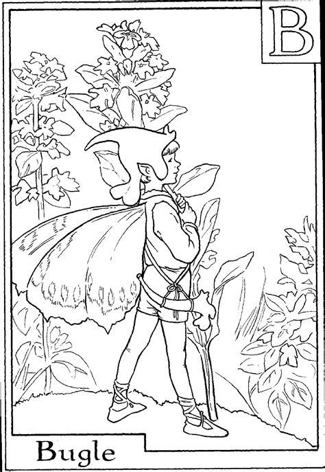 coloring pages fairies and flowers flower fairies coloring pages from www coloring pages and