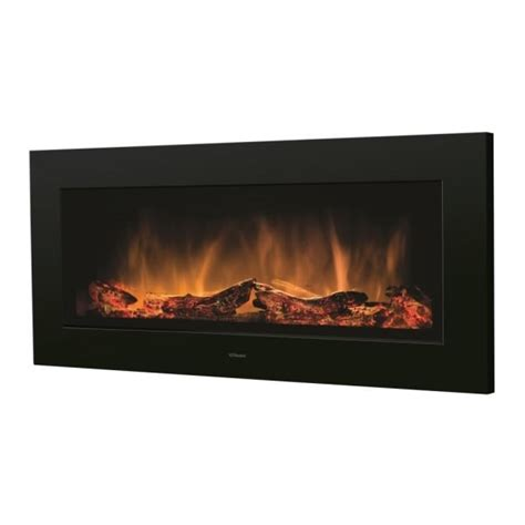 Electric Fireplace Effect by Dimplex Electric Fires Sp16 Wall Mounted Or Inset Electric