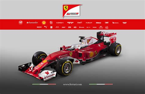 ferrari formula 1 cars ferrari reveals 2016 formula 1 car the week uk