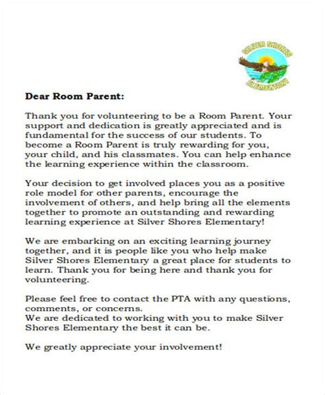 sample mom letter templates ms word