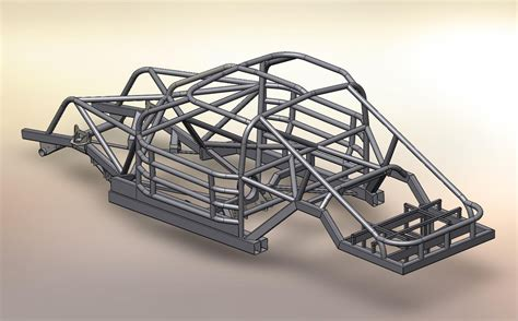 design tubular frame designing road race truck chassis could use help