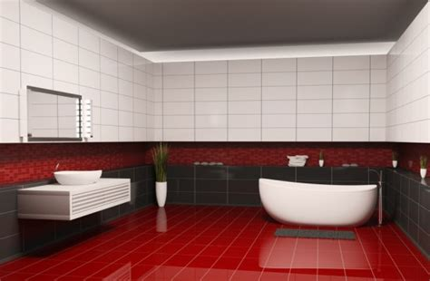 red and black bathroom ideas black and red bathroom designs home design elements
