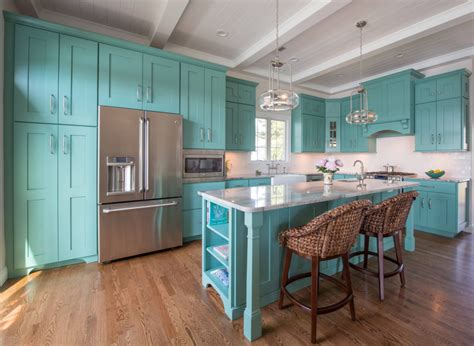turquoise kitchen mikayla valois riverhead building supply house of