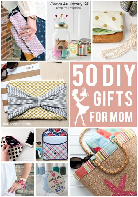 good gifts for mom 50 diy mother s day gift ideas 50th handmade christmas