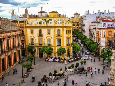 Travel Channel Spain Sweepstakes - places to see in seville spain travelchannel com seville travel channel