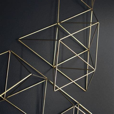 large brass abstract himmeli no 1 wall sculpture reserved large brass abstract himmeli no 1 wall