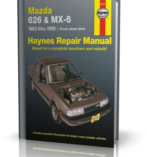 best car repair manuals 1987 mazda 626 navigation system service manual auto manual repair 1987 mazda 626 parking system service manual download car