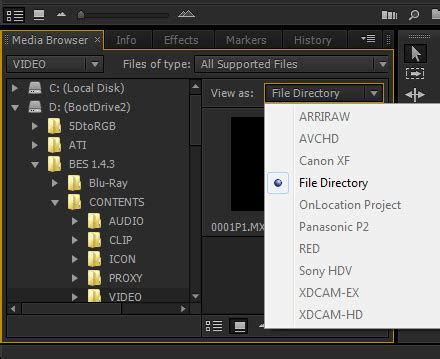 adobe premiere cs6 supported video formats нюансы работы в adobe premiere pro cs6