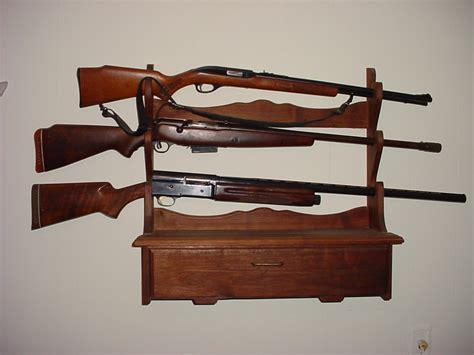 Gun Racks by Das Woodshop Gun Rack Plans