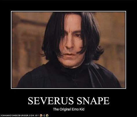 Severus Snape Memes - ink paint and harry potter snivellus snape