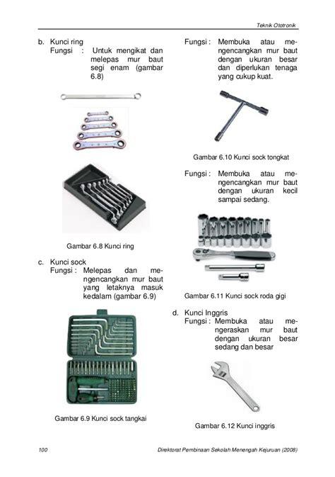 Kunci Inggris Ukuran Sedang bab 6 penggunaan peralatan dan perlengkapan perbaikan siap cetak
