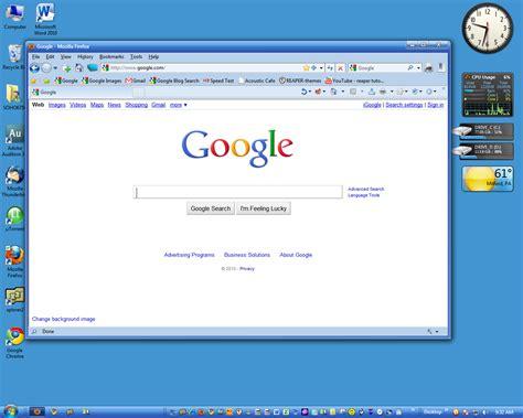 themes google windows 7 everything windows royale aero theme