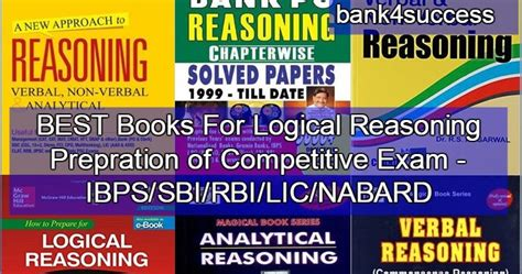 best book for lic aao best books for logical reasoning preparation of