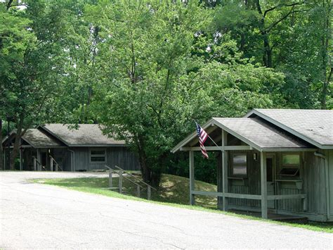 Punderson State Park Cabins by Punderson State Park