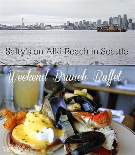 portland brunch buffet weekend brunch buffet at salty s on alki in seattle