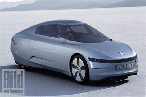 Vw 1 Liter Auto by Volkswagen 1 Litre Concept Un Revival De 2002 M 224 J