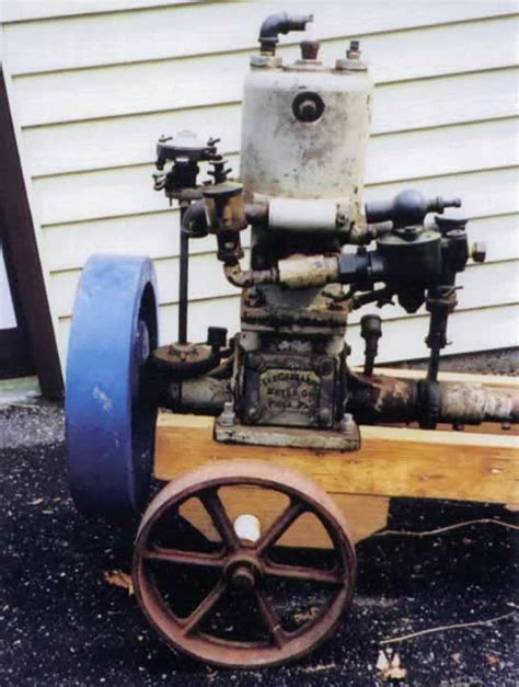 small boat gas engines old marine engine antique inboard gasoline water