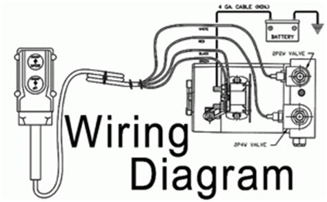 dump trailer wiring diagram get free image about