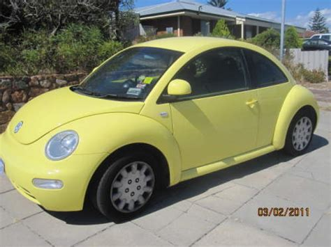 used boats joondalup 2001 used volkswagen beetle 2 0 coupe car sales joondalup