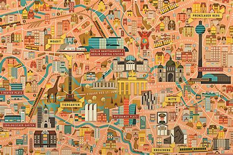 map of berlin the coolest design maps of berlin 187 iheartberlin de