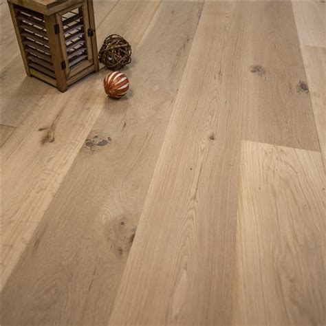 "7 1/2"" x 5/8"" European French Oak Unfinished Wood Floors"