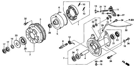 86 honda rebel wiring diagram honda rebel alternator