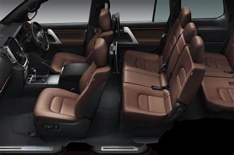 land cruiser interior toyota gives land cruiser a facelift for japanese market