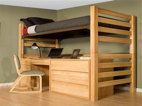 build a bunk bed pdf diy loft bed plans and designs download log playhouse