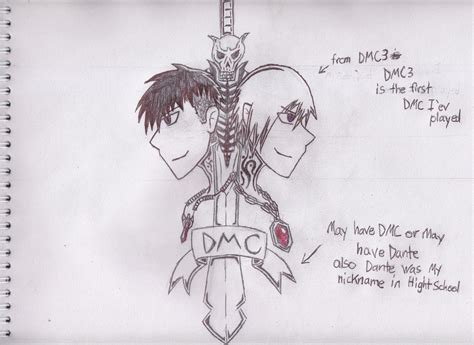 dmc tattoo may cry design by dante6499 on deviantart