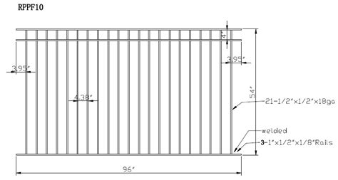 Wrought Iron Swimming Pool Fencing & Wrought Iron Gates