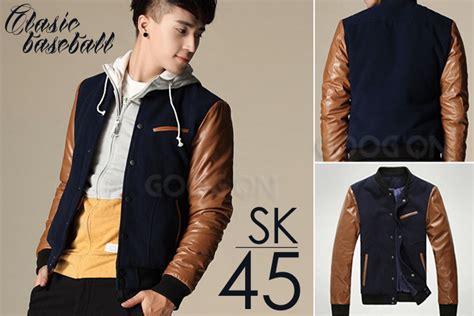 Jaket Korean Style Sk 62 toko jaket 081904000541 jaket baseball belanja