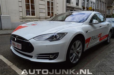 Tesla Motors Nl Tesla Motors Model S Foto S 187 Autojunk Nl 122636