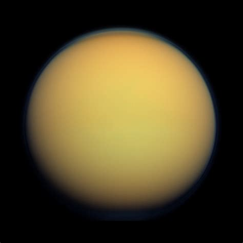 all about the planet saturn titan moon facts